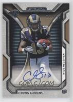 Chris Givens /150