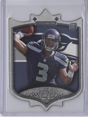 2012 Topps Strata Rookie Die-Cuts #RDC-RW - Russell Wilson