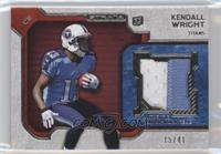 Kendall Wright /41