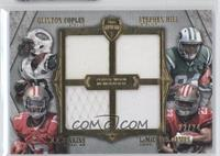 Quinton Coples, A.J. Jenkins, Stephen Hill, LaMichael James /24