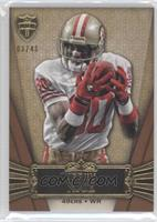 Jerry Rice /40