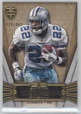 2012 Topps Supreme #10 - Emmitt Smith /462