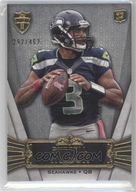 2012 Topps Supreme #23 - Russell Wilson /462
