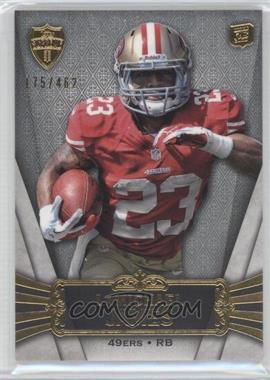 2012 Topps Supreme #89 - LaMichael James /462