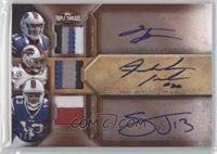 T.J. Graham, Fred Jackson, Steve Johnson /1