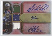 Stephen Hill, Alshon Jeffery, Rueben Randle /27