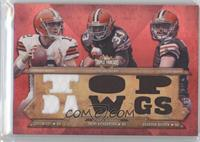 Colt McCoy, Trent Richardson, Brandon Weeden /36