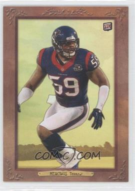 2012 Topps Turkey Red #44 - Whitney Mercilus
