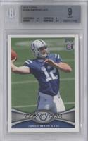 Andrew Luck (Ball partly out of frame) [BGS 9]