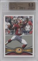 Robert Griffin III (Short Print: Leaping) [BGS 9.5]