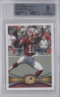 Robert Griffin III (Short Print: Leaping) [BGS 9]
