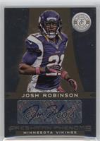 Josh Robinson /25