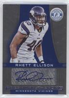 Freshman Phenoms Signatures - Rhett Ellison /99