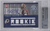 Freshman Fabric - Robert Griffin III /99 [BGS 9]