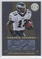 Damaris Johnson /25