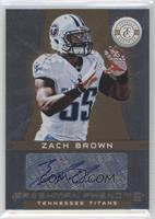 Zach Brown /25