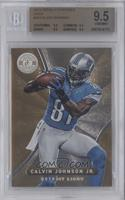 Calvin Johnson Jr. /25 [BGS 9.5]