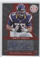 Matt Kalil /290