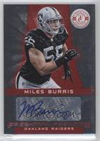 Miles Burris /290