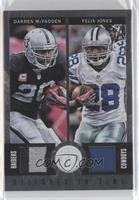 Darren McFadden, Felix Jones /49