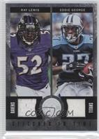 Eddie George, Ray Lewis /49