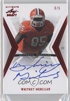 Whitney Mercilus /5