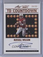 Russell Wilson /33