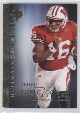2012 Upper Deck - Ultimate Collection Ultimate Rookie #53 - Russell Wilson /450
