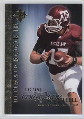2012 Upper Deck - Ultimate Collection Ultimate Rookie #56 - Ryan Tannehill /450