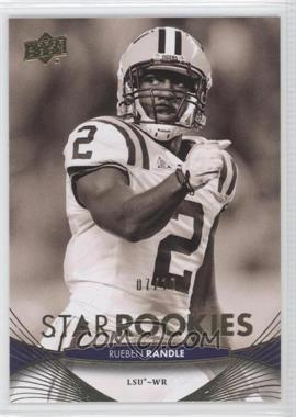 2012 Upper Deck Sepia #133 - Rueben Randle /10