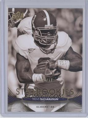 2012 Upper Deck Sepia #144 - Trent Richardson /10