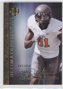 2012 Upper Deck Ultimate Collection Ultimate Rookie #32 - Justin Blackmon /450