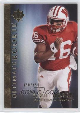 2012 Upper Deck Ultimate Collection Ultimate Rookie #53 - Russell Wilson /450