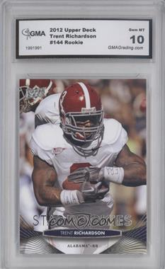2012 Upper Deck #144 - Trent Richardson [ENCASED]