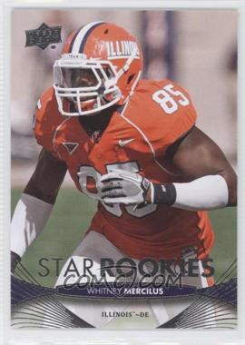 2012 Upper Deck #152 - Whitney Mercilus