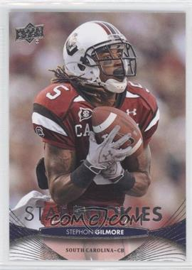 2012 Upper Deck #205 - Stephon Gilmore