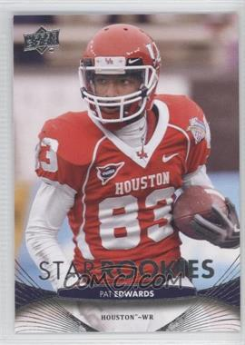 2012 Upper Deck #242 - Pat Edwards