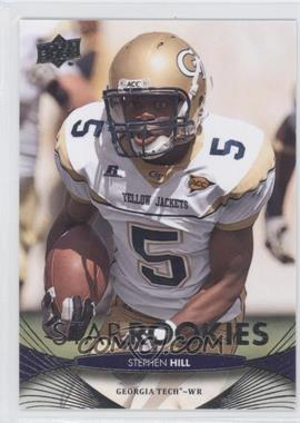 2012 Upper Deck #247 - Stephen Hill