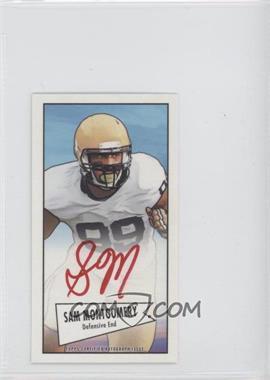 2013 Bowman - Autograph Mini Cards 1952 Design - Red Ink [Autographed] #52B-SM - Sam Montgomery /5