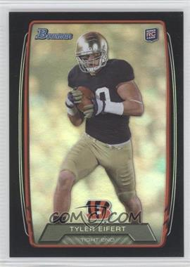 2013 Bowman - [Base] - Black Rainbow Foil #170 - Tyler Eifert