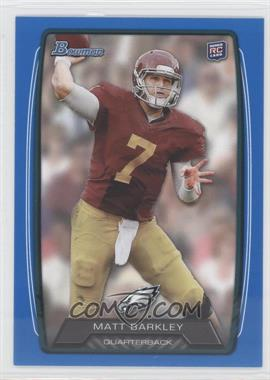 2013 Bowman - [Base] - Blue #220 - Matt Barkley /499