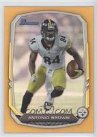 Antonio Brown /75