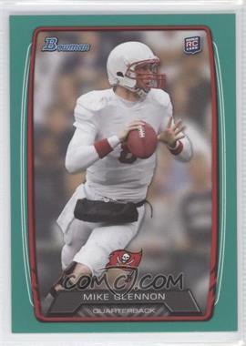 2013 Bowman - [Base] - Green #128 - Mike Glennon /99