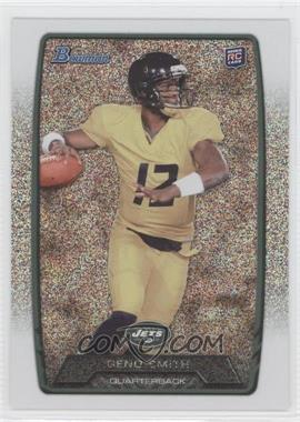 2013 Bowman - [Base] - Silver Ice #150 - Geno Smith