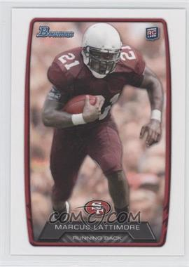 2013 Bowman - [Base] #208 - Marcus Lattimore