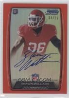 Shawn Williams /25