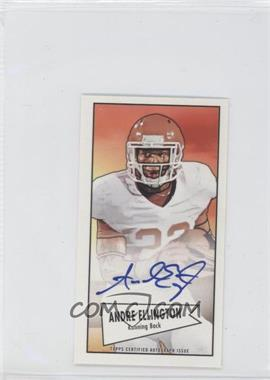 2013 Bowman Autograph Mini Cards 1952 Design [Autographed] #52B-AE - Andre Ellington