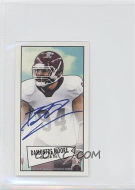 2013 Bowman Autograph Mini Cards 1952 Design [Autographed] #52B-DM - Damontre Moore