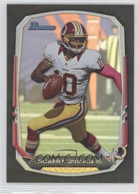2013 Bowman Black Rainbow Foil #110 - Robert Griffin III