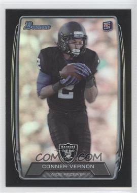 2013 Bowman Black Rainbow Foil #206 - Conner Vernon